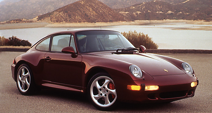 The 1997 1998 Porsche 911 Carrera S