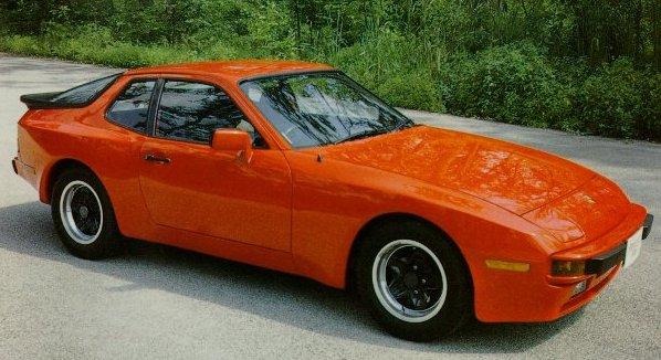 The Porsche 944